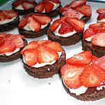 recette Mini tartelette au fraise