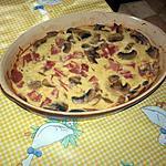 recette gratin de champignons recette de héléna borg