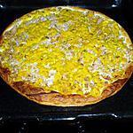 recette tarte  au thon et pot de piccalilli (amora)