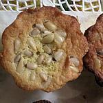 recette Gâteau moelleux aux pignons