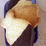 recette petits sablés extra à la noix de coco