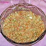 recette Salade de choux crémeuse
