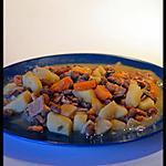 recette Haricots borlotti à la Canavesana