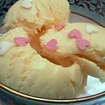 recette Crème glacée au lait concentré (sans sorbetière)
