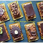 recette Douceurs spéculoos-chocolat et bananes