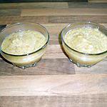 recette verrine de pomme