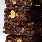 recette brownies au noix
