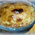 recette Tourte à l'italienne aux fromages et ciboulette