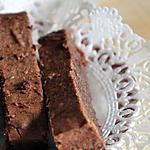 recette Gâteau au chocolat à double cuisson
