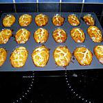 madeleine lardons ananas