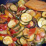 recette légumes du soleil (ratatouille)