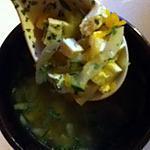 recette Bouillon de Tofu