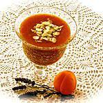 recette COULIS D'ABRICOTS