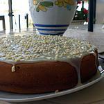 """recette Gâteau """" Blanc Amande"""""""