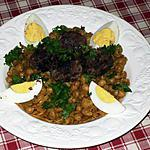 recette TliTli de Batna recette originale (Algerie)