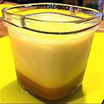recette Yaourts au caramel de beurre salé