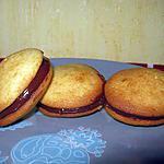 recette Whoopies vanille et chocolat