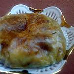 recette Pastilla minute poulet - champignons