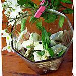recette Salade d'artichaut à la feta et à la menthe