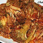 recette Poêlée de brocolis façon orientale