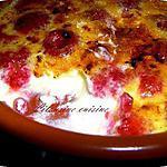 recette Crème brûlée aux framboises