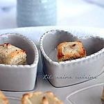 recette Bouchées aux amandes