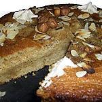 recette Gâteau café noisettes
