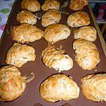 recette Muffins au jambon et parmesan