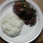 recette civet jaret de porc