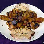 recette Pommes de terre persillées