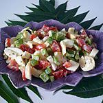 recette Salade rapide