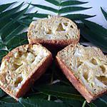 recette Cake rapide(restes de fromage)
