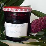 recette Confiture groseilles/myrtilles