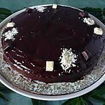 recette Gateau au chocolat et sa ganache