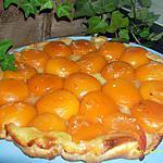 recette tatin d'abricots