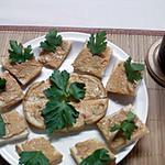 recette toast rougail dakatine