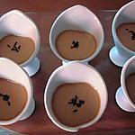 recette PANA COTTA AU CAFE