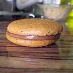 recette Macaron au chocolat  facile