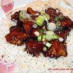 recette Poulet du Général Tao 2