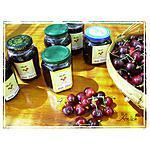recette Confiture de cerises «  plus épaisse »