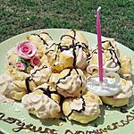 Choux version Paris Brest