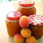 recette Confiture Aux Abricots c'est de Saison