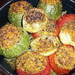 recette Légumes Farcis