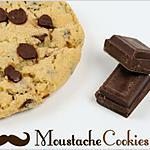 recette Les Moustache Cookies