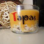 purée de patate douce et poulet