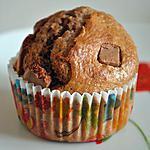 recette Muffins à la pralinoise