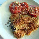 recette Cotes de porc échine gratiné au four