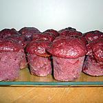 recette Muffin à la framboise