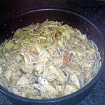 recette Bami Goreng
