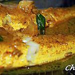 recette Merlan à la verveine citronnelle, gingembre et citron confit